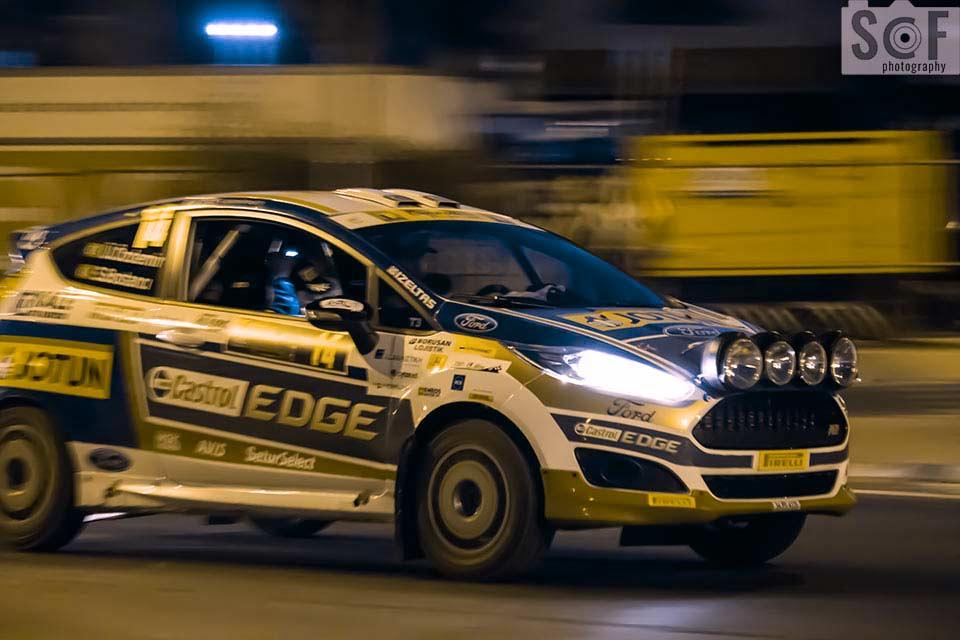 Cyprus Rally 2016 Castrol Edge - Deuteranopia