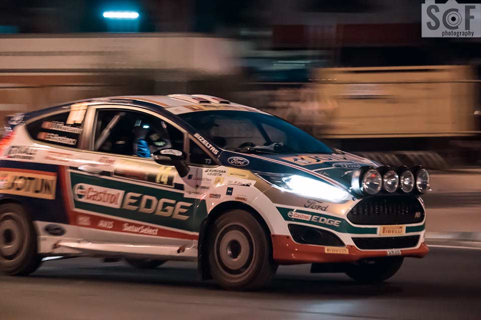Cyprus Rally 2016 Castrol Edge - Tritanomaly