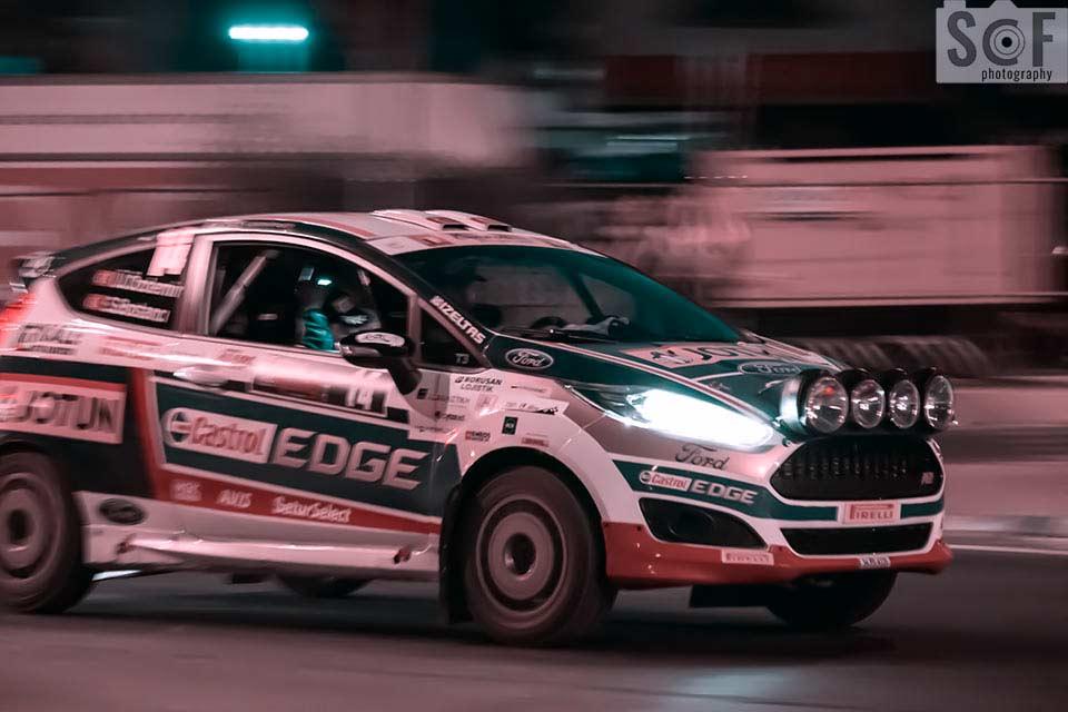 Cyprus Rally 2016 Castrol Edge - Tritanopia