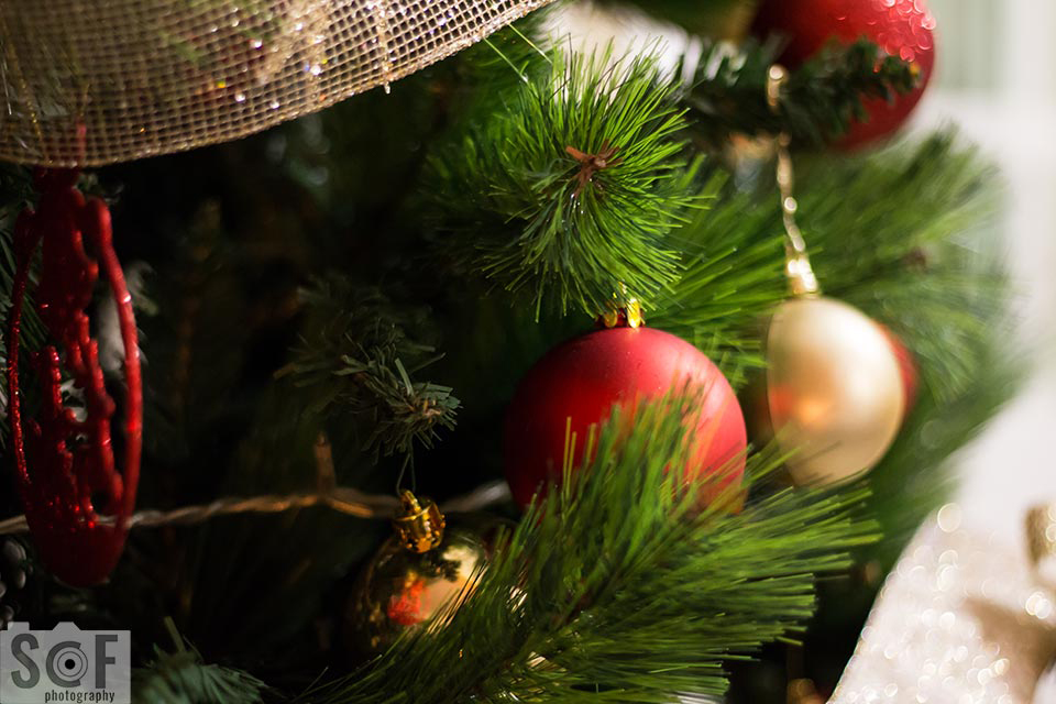 Red Christmas Ball - Normal
