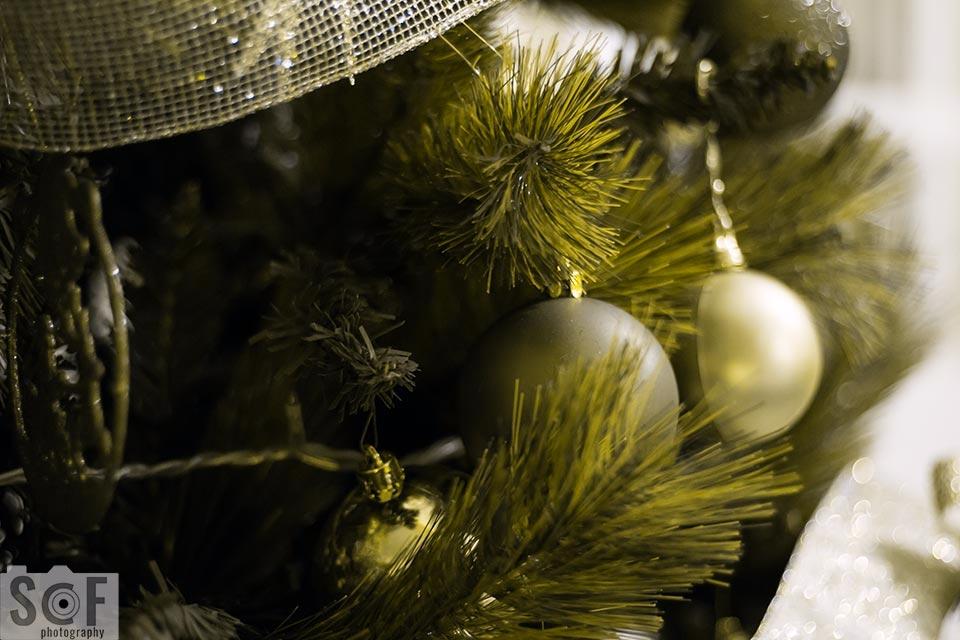 Red Christmas Ball - Protanopia