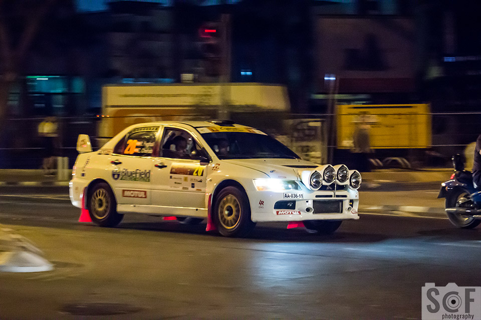 Cyprus Rally 2016 BlueField