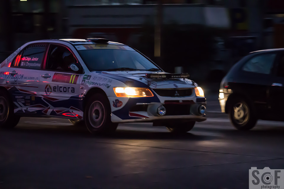 Cyprus Rally 2016 Chips