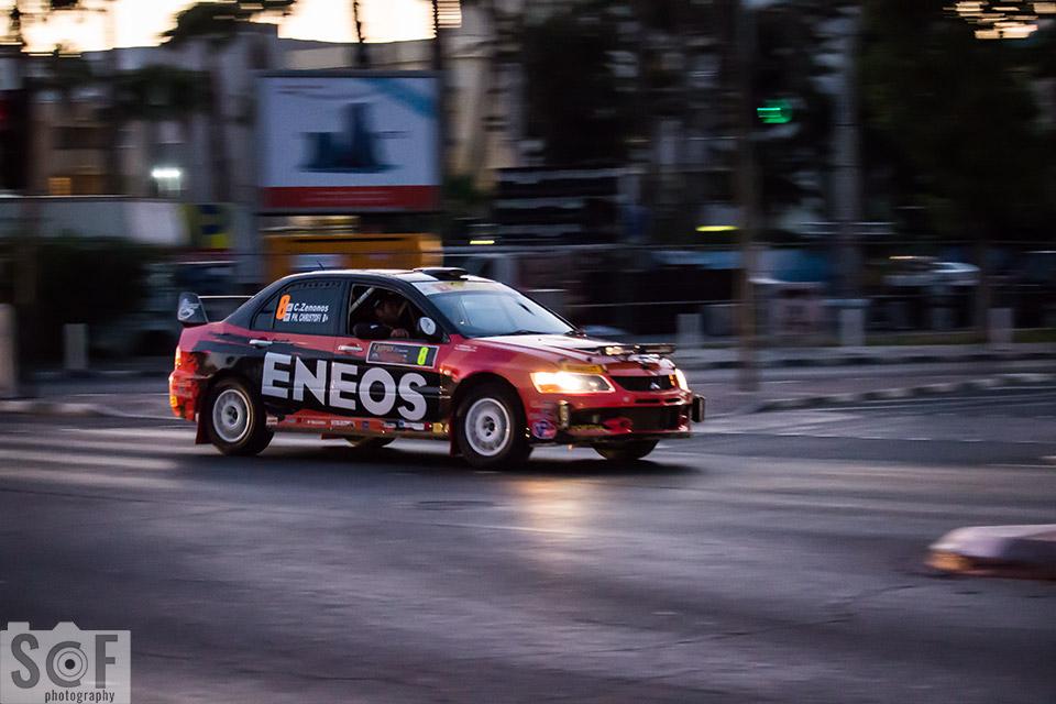 Cyprus Rally 2016 Eneos