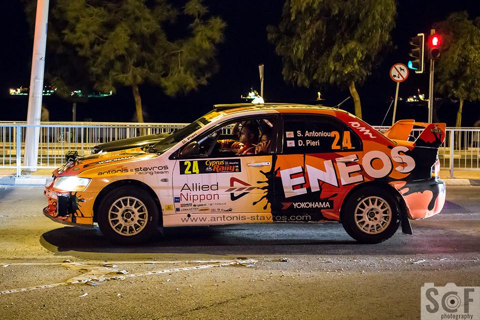 Cyprus Rally 2016 Eneos 2