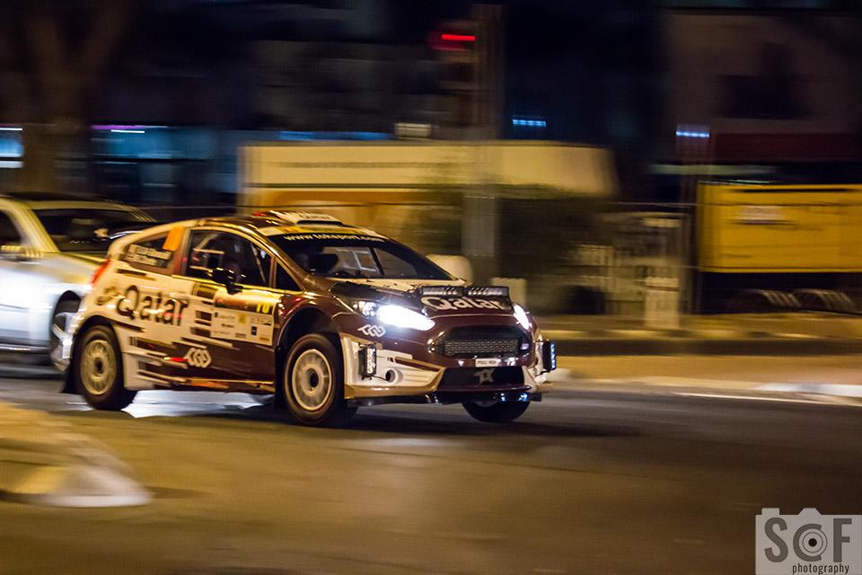 Cyprus Rally 2016 Qatar
