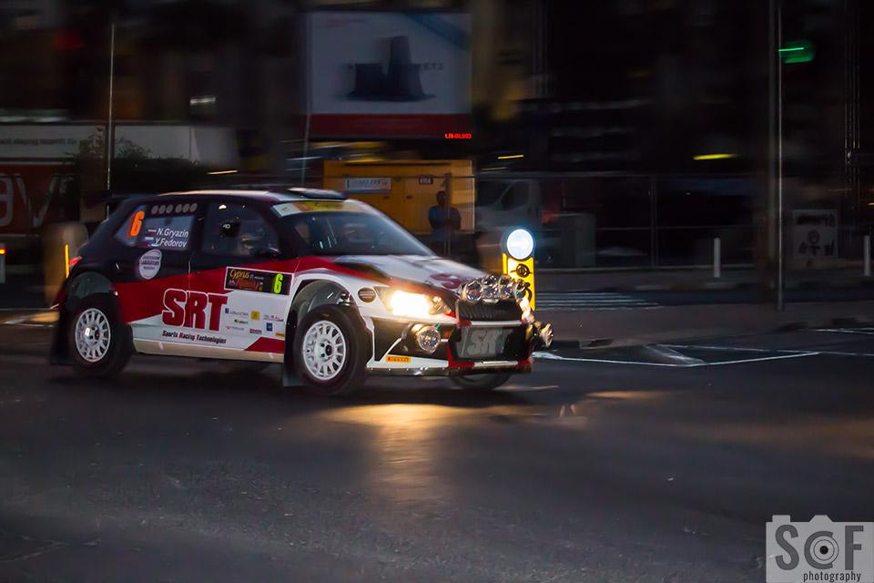 Cyprus Rally 2016 SRT