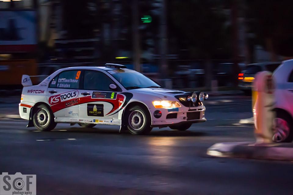 Cyprus Rally 2016 Timotheou Shialos
