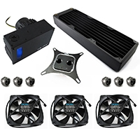 XSPC Raystorm D5 RX360 Cooling Kit