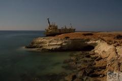 Sleeping Shipwreck