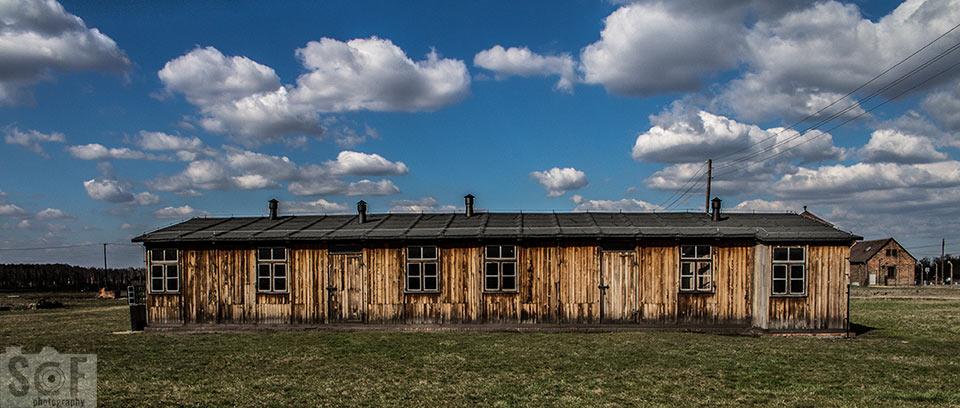 Auschwitz Old Barracks