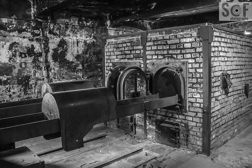 Crematorium of Hate